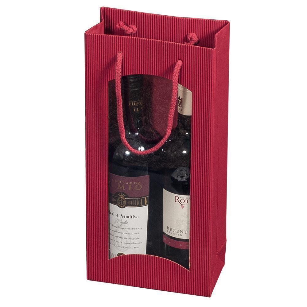 Tragetaschen für Weinflaschen