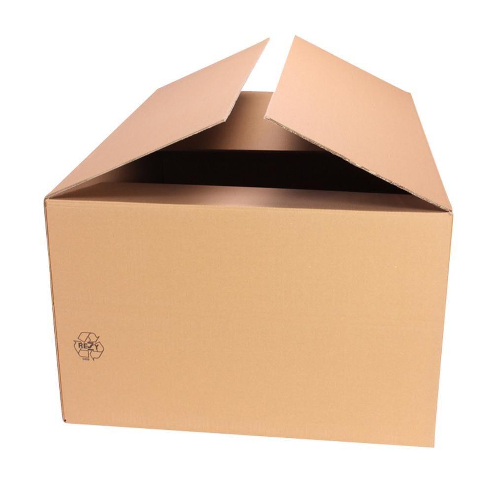 10 Faltkartons 800 x 400 x 400 mm Versand Karton Faltschachteln DPD GLS 2 Wellig