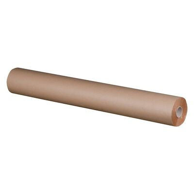 Packpapierrolle braun 0,70 x 50 m