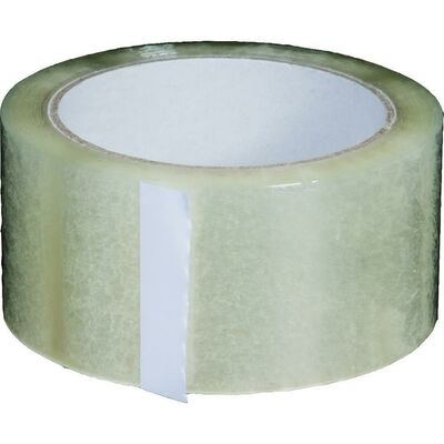 0,01Eur/m PP-Packband 50mm x 66m Transparent