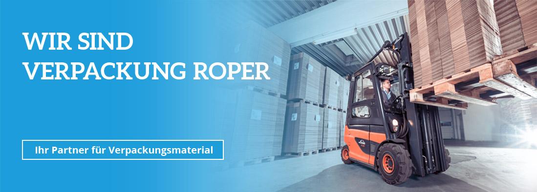 Das ist die Verpackung Roper GmbH & Co. KG